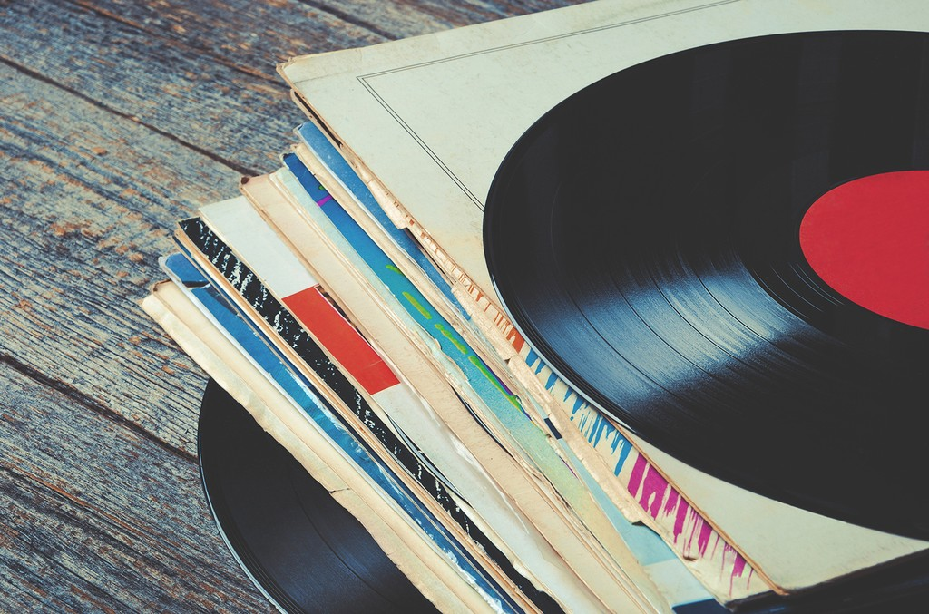 Vinyl Records, 2017