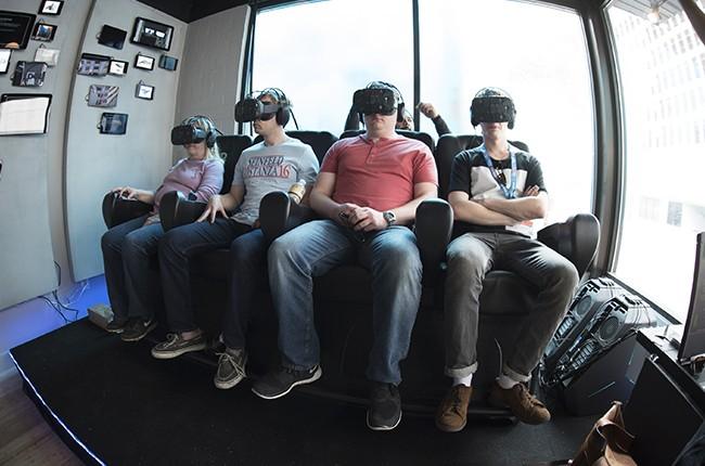 Virtual Reality SXSW 2016