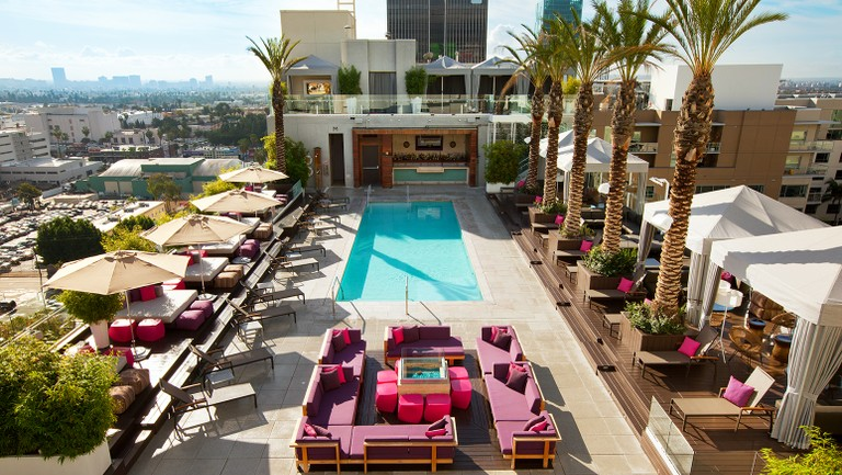 <p>Wet Deck at W Hollywood</p>