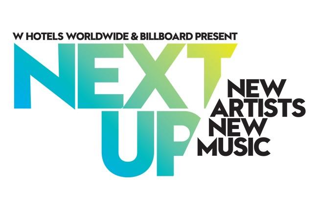 W Hotels Next Up Billboard 2016