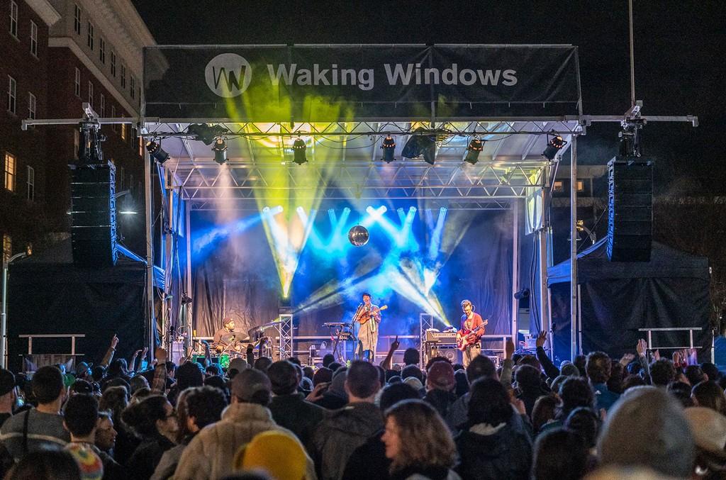 Waking Windows 2019