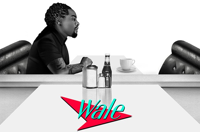 """Wale's 2015 album """"The Album About Nothing"""""""