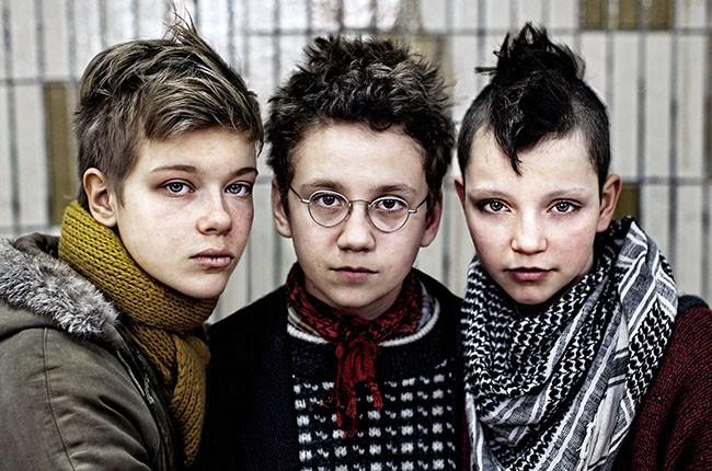 Liv Lemoyne, Mira Barkhammar, Mira Grosin in WE ARE THE BEST!