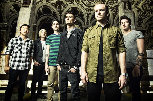 We Came As Romans, 2014.
