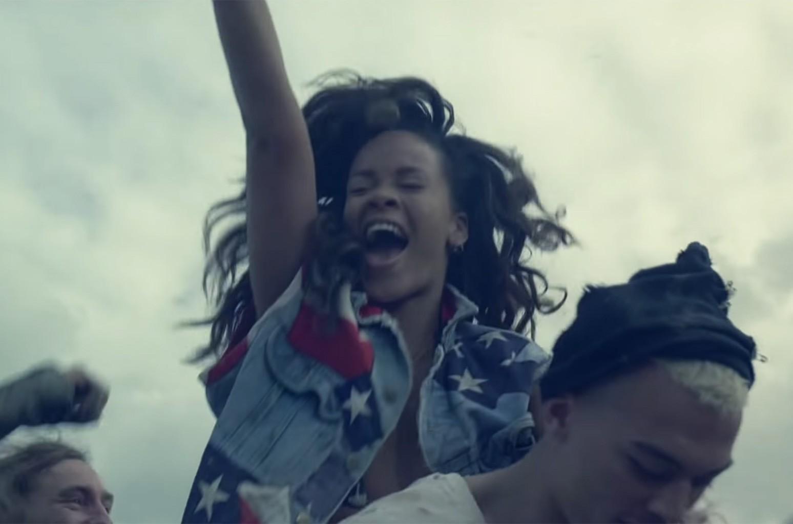 "Rihanna ""We Found Love"" ft. Calvin Harris"
