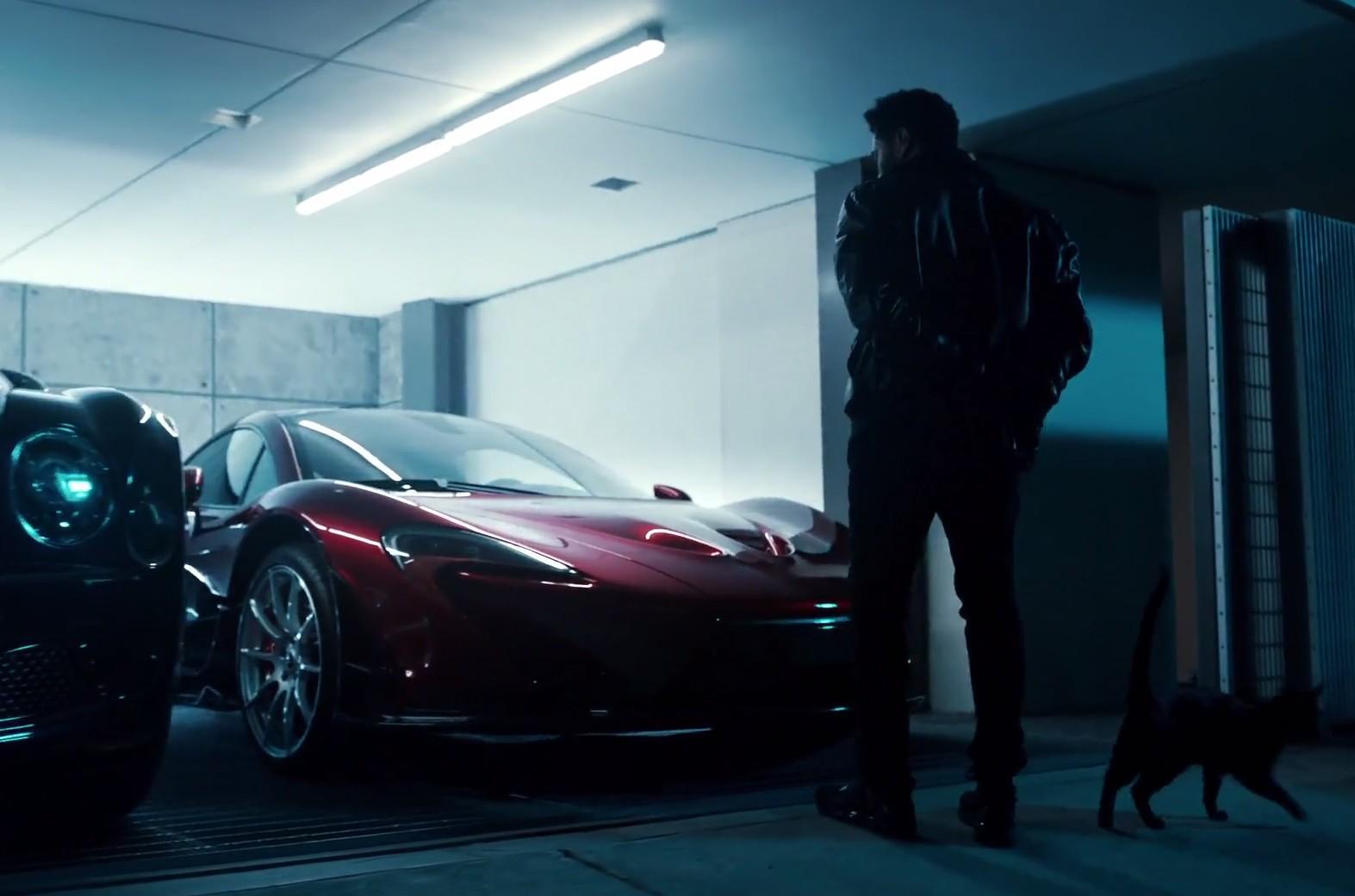The Weeknd S Starboy A Love Letter To Luxury Cars Billboard Billboard