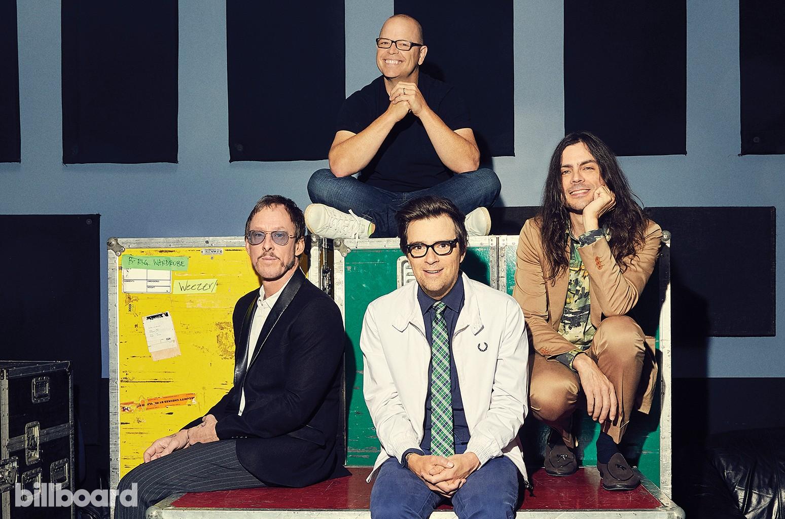 Weezer, 2017