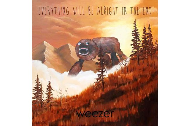 "Weezer's ""Everything Will Be Alright In The End"""