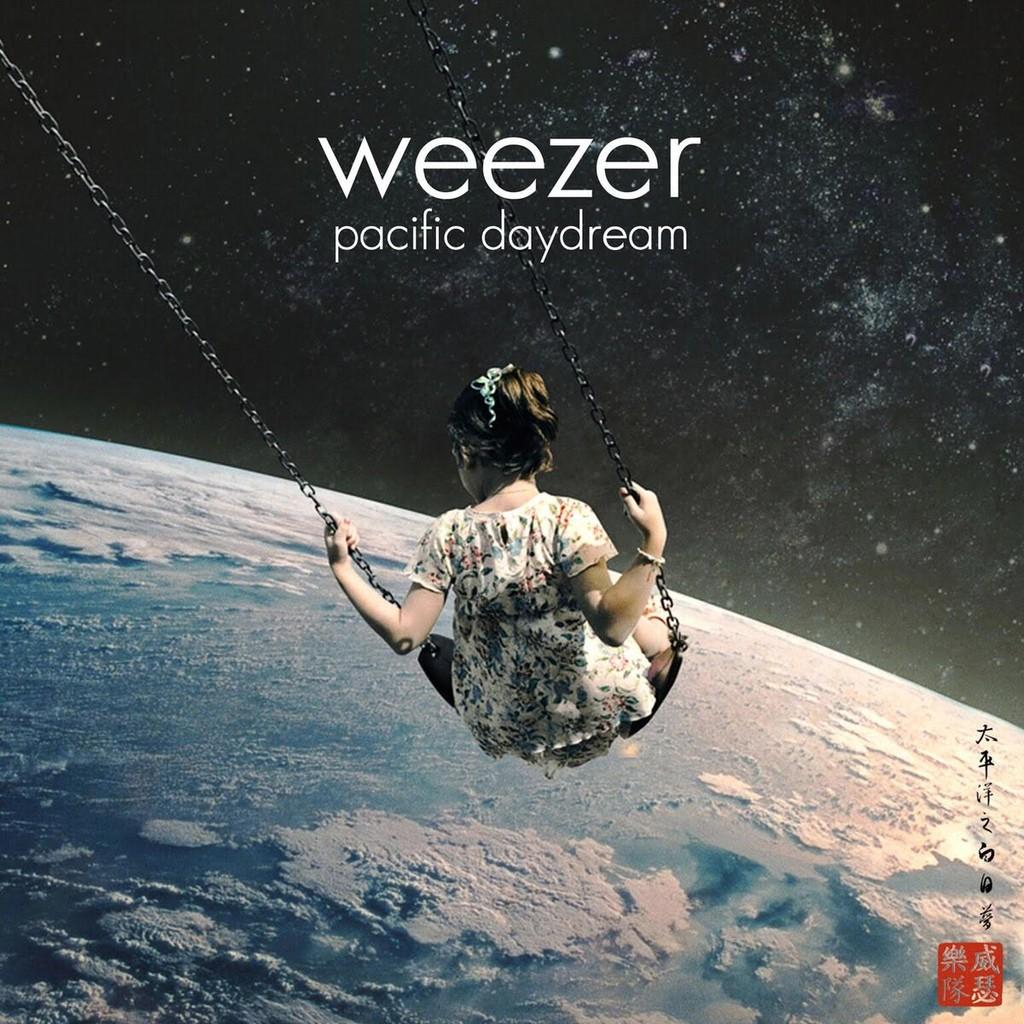 Weezer, 'Pacific Daydream' (Oct. 27)