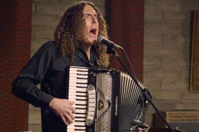 The Postal Service Auditions Weird Al Yankovic Moby In Funny Or Die Clip Billboard