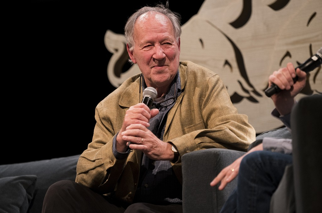Werner Herzog In conversation with Todd Burns, part of Red Bull Music Academy Festival, at the Metropolitan Museum of Art in New York, NY USA on 09 May 2017.
