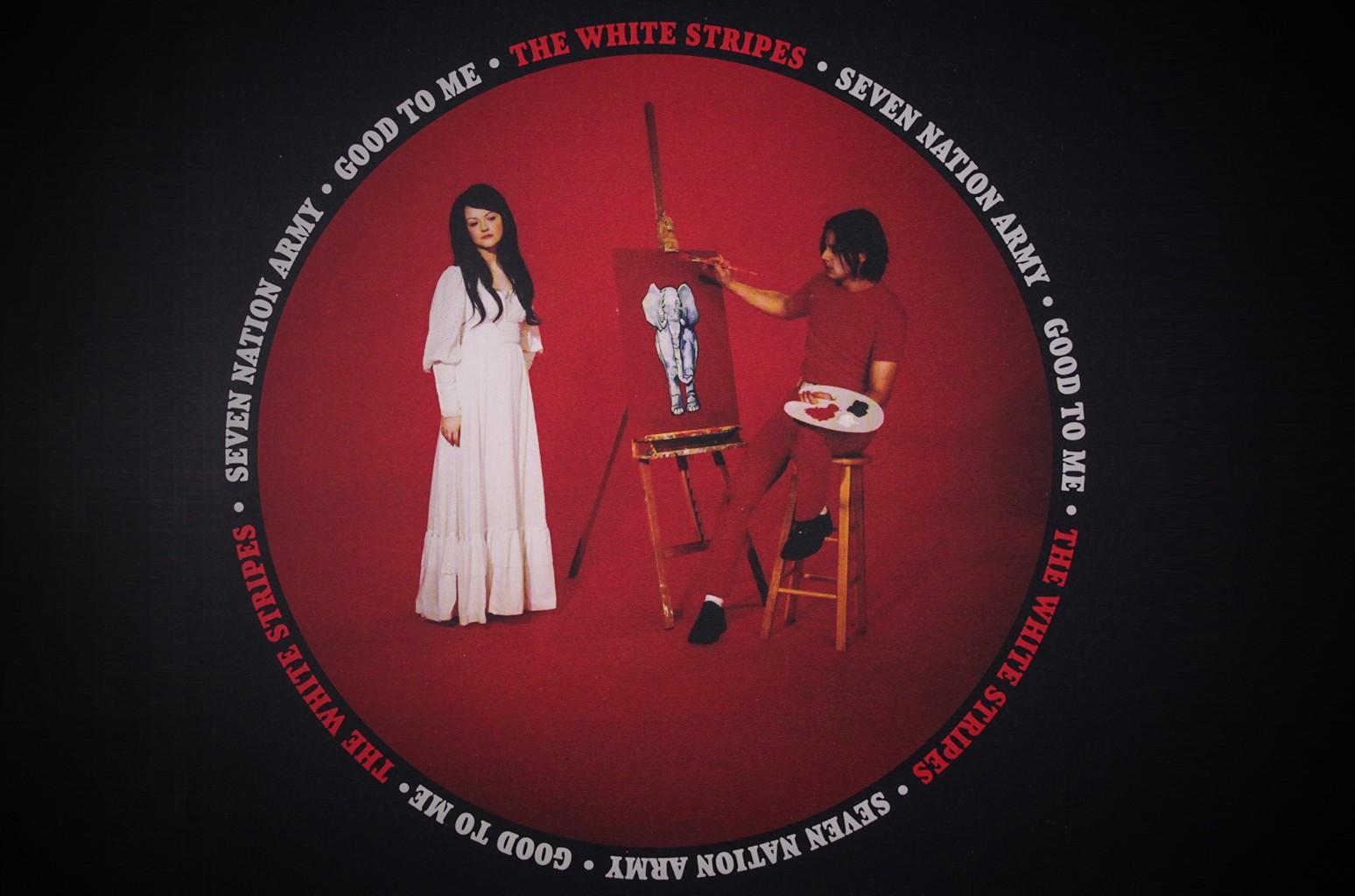 "The White Stripes, ""Seven Nation Army"""