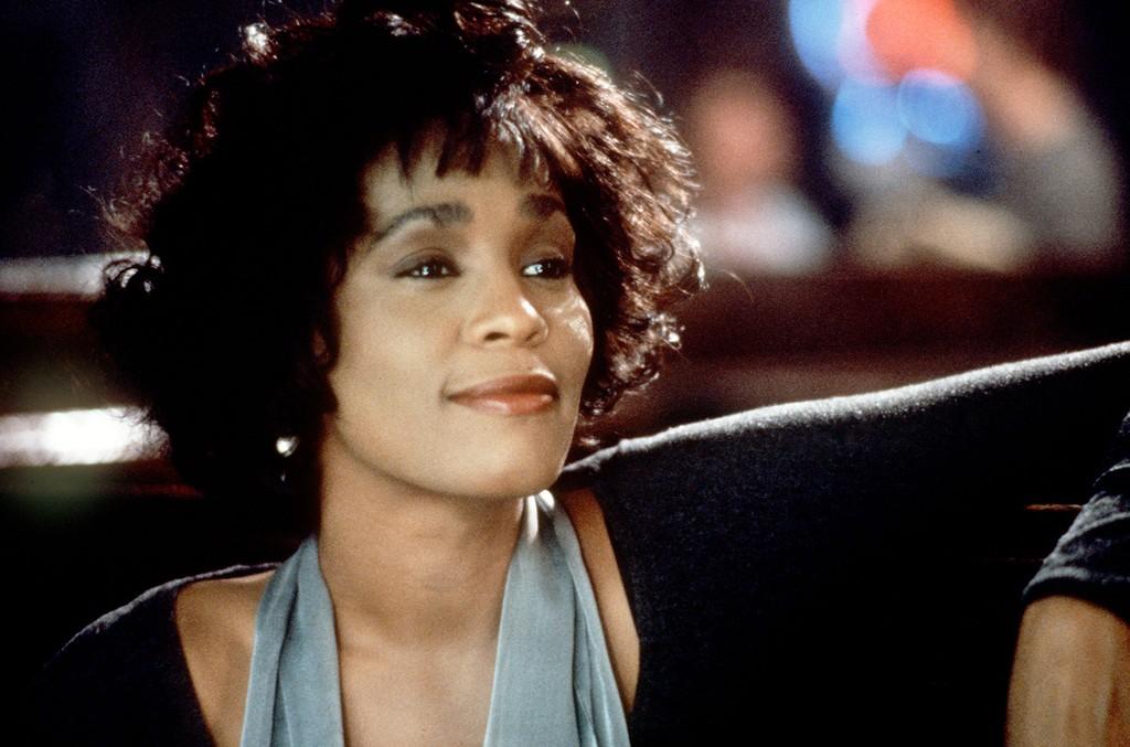 Whitney Houston Bodyguard