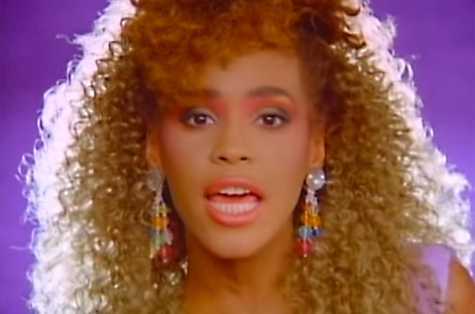 "Whitney Houston, ""I Wanna Dance With Somebody"""