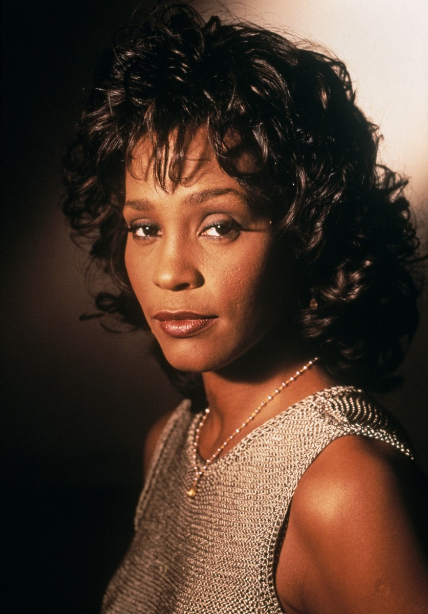 Whitney Houston, 1995
