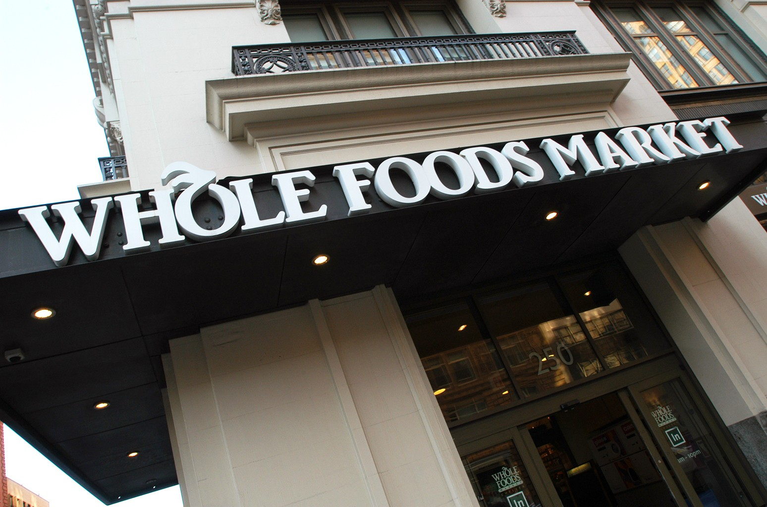 Whole Foods Market in New York City.