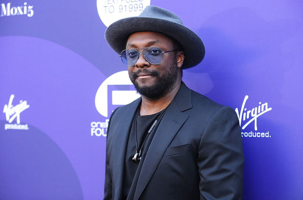 Will.i.am attends a benefit for onePULSE Foundation at NeueHouse Hollywood on Aug. 19, 2016 in Los Angeles.
