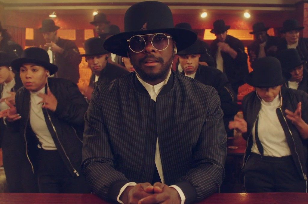 """will.i.am in the video for """"Fiyah"""""""