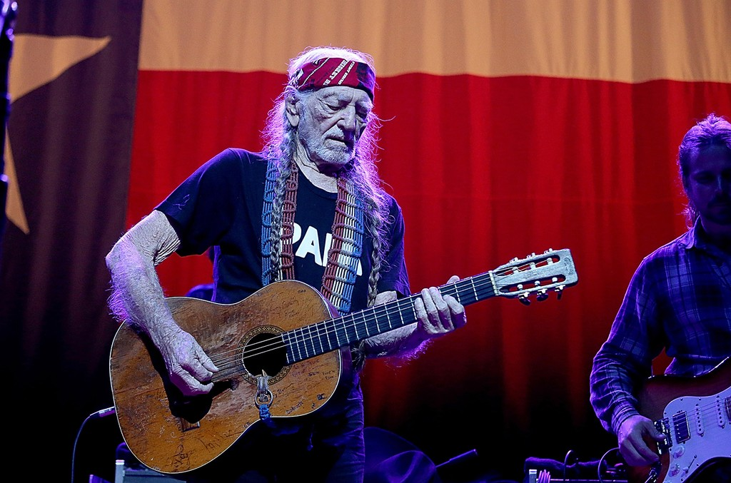 Willie Nelson in 2016