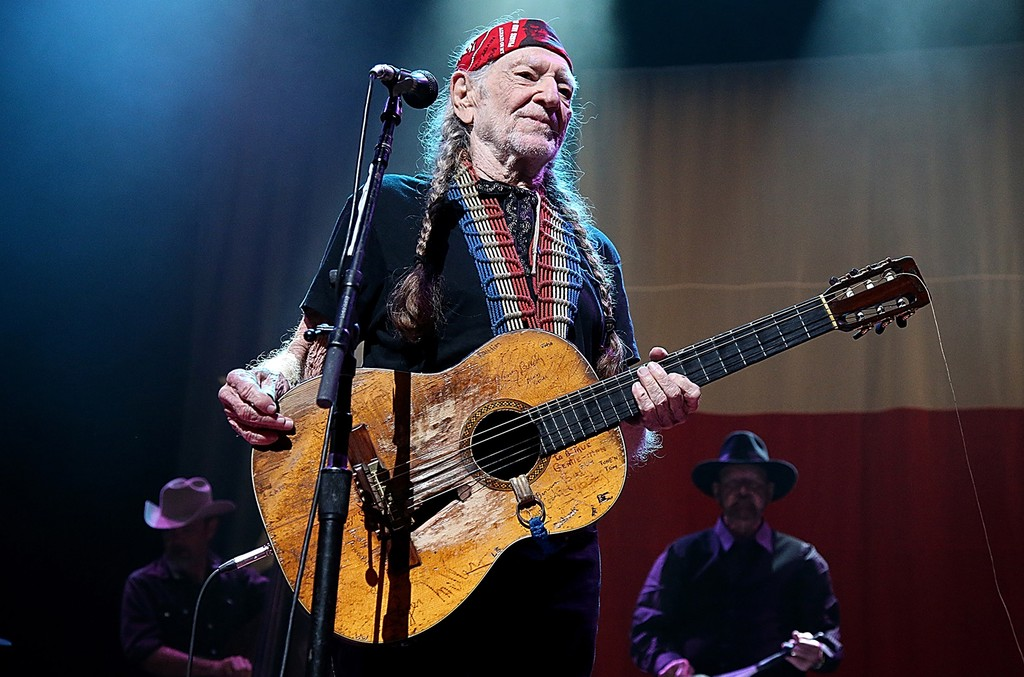 Willie Nelson performs in concert at ACL
