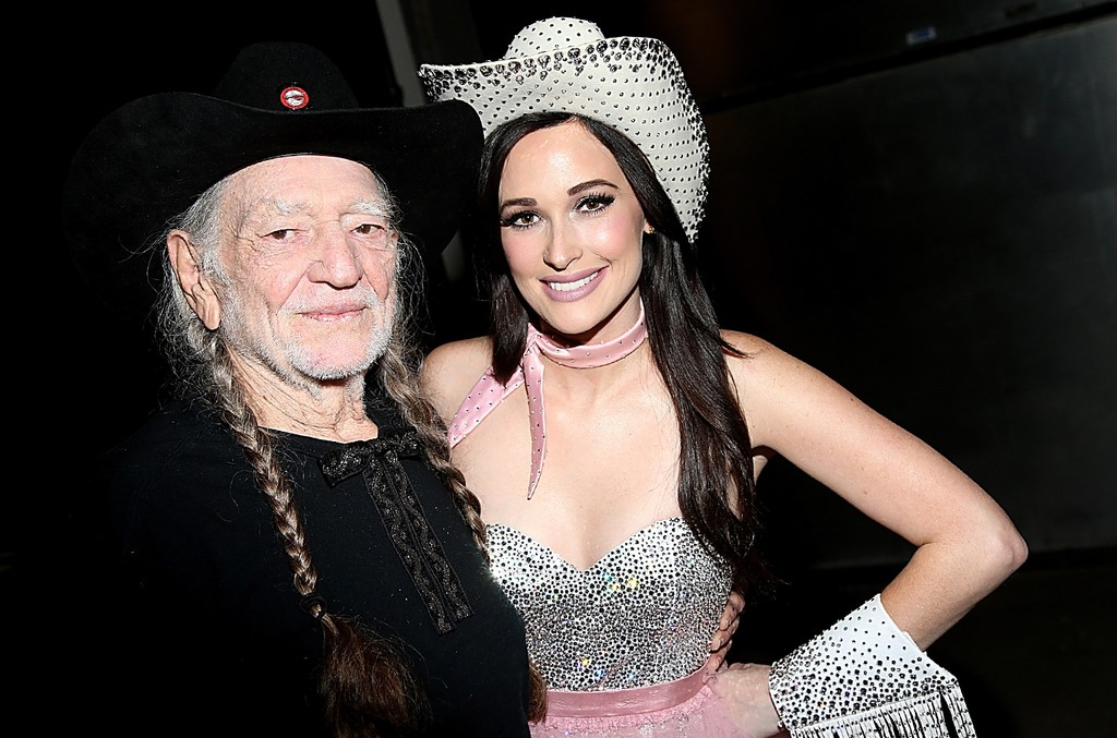 Willie Nelson Kacey Musgraves