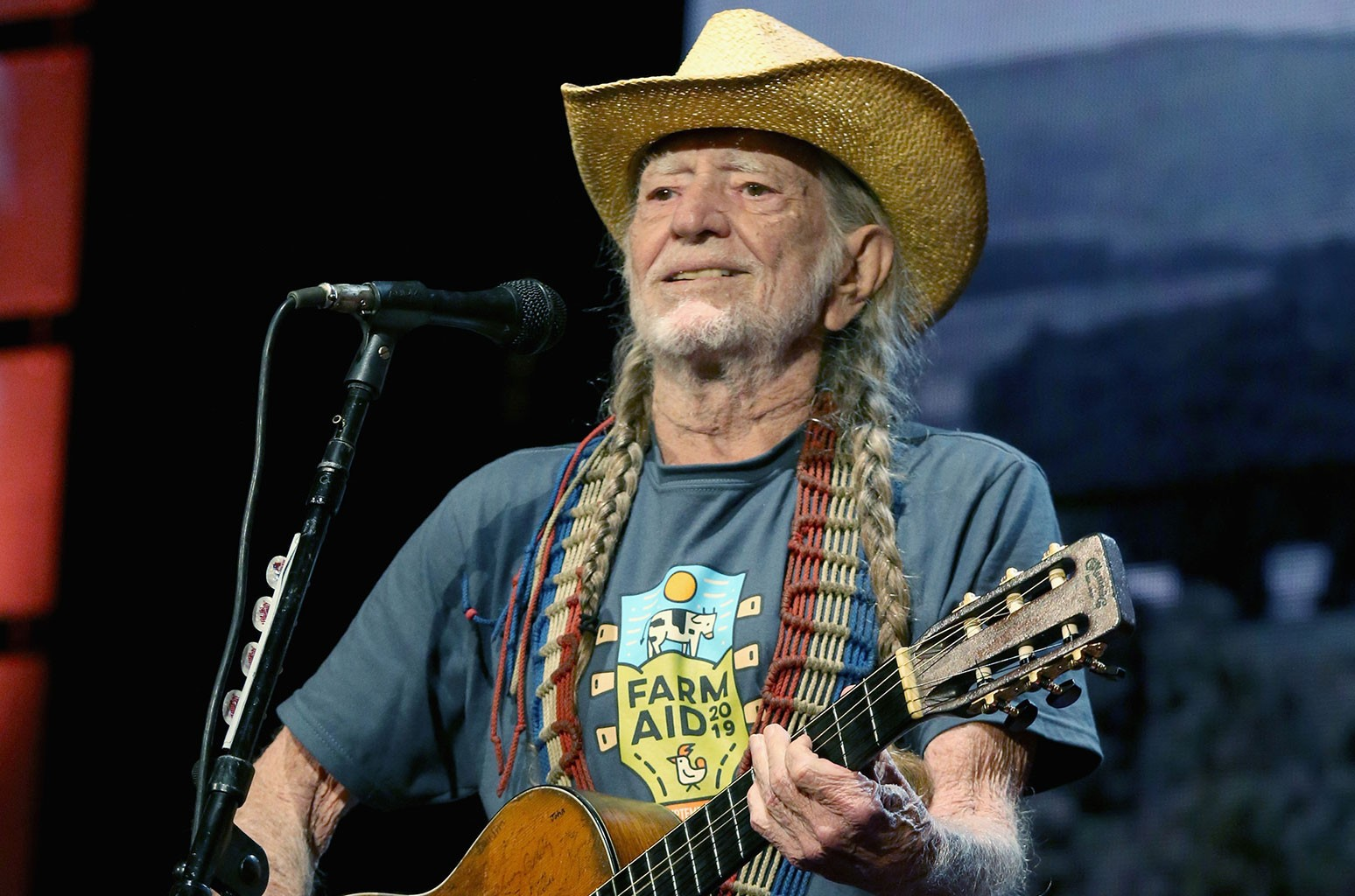 Willie Nelson S 35th Farm Aid Offers Deep Diverse Lineup Billboard