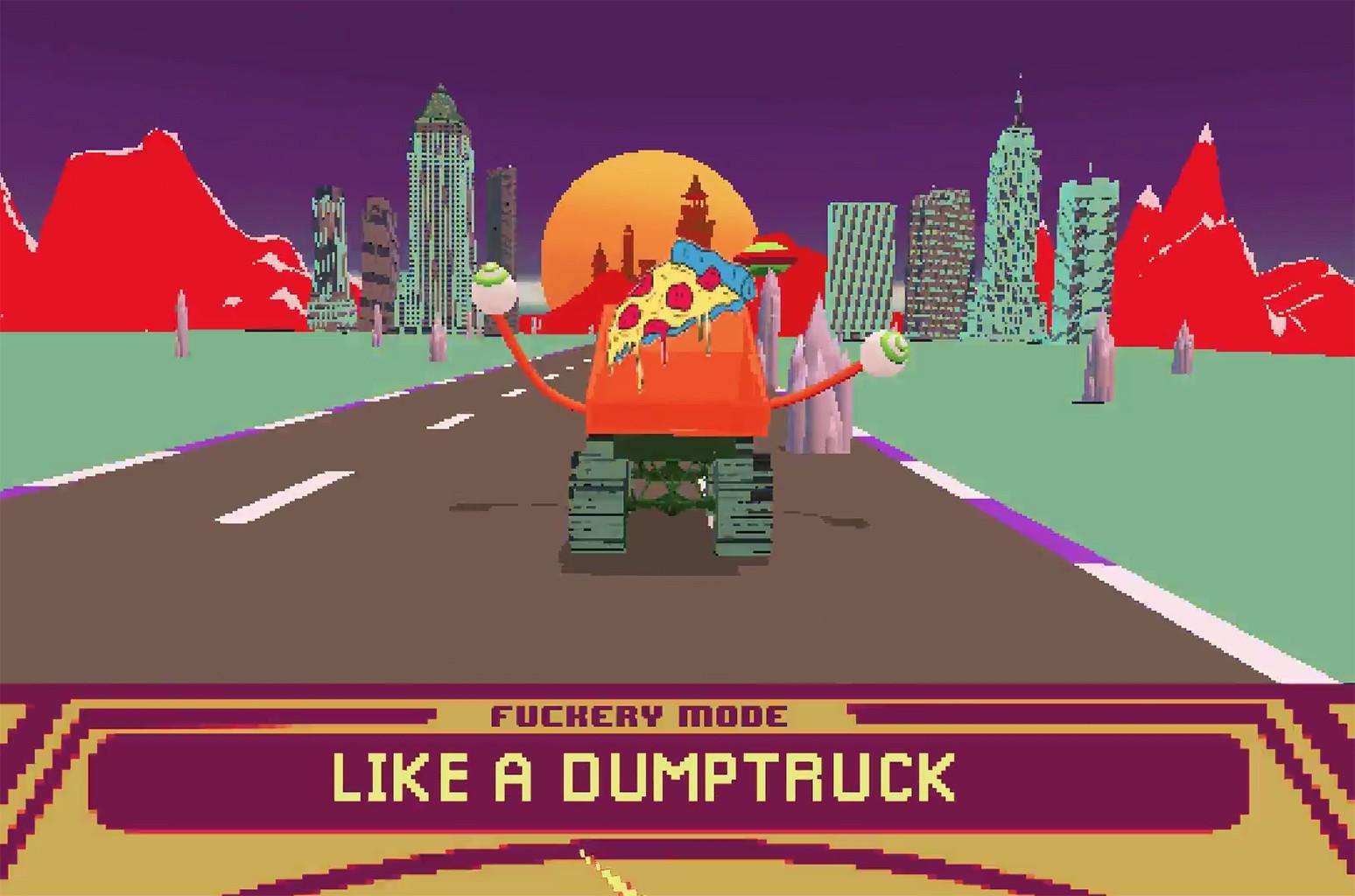 """Wilson, """"Dumptruck"""""""