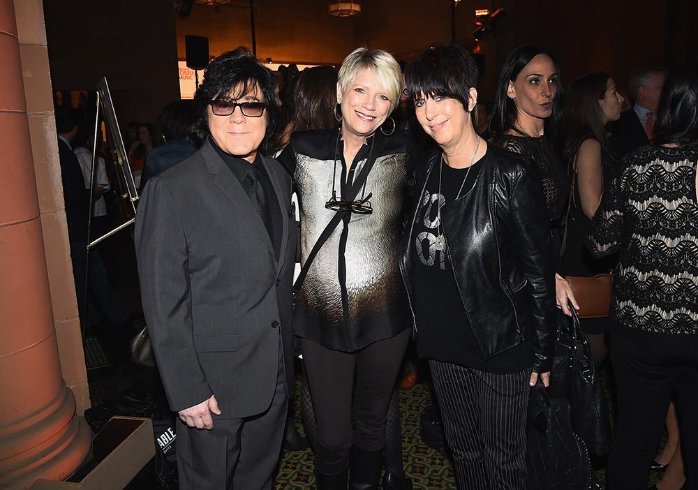 ASCAP's John Titta, Diane Warren and Her Manager