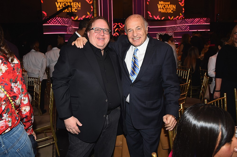 Steve Berman and Doug Morris