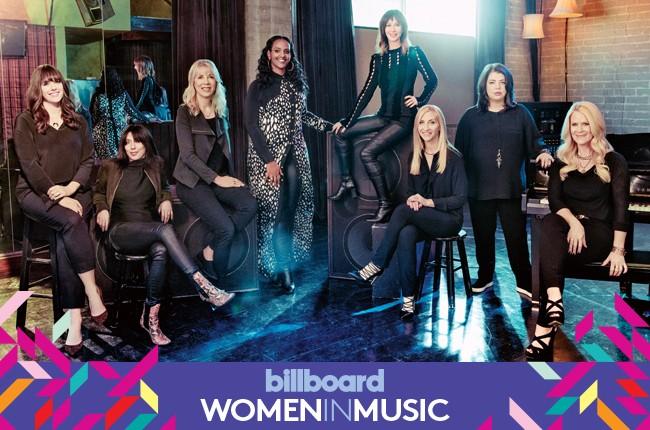 women in music 2015 execs