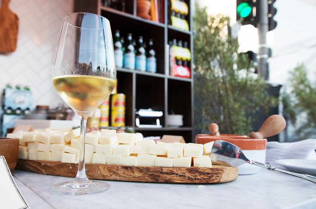 Cheese & Wine