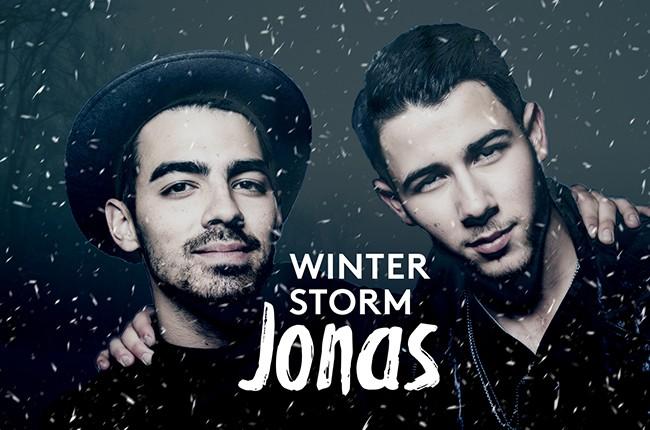 Winter Storm Jonas Spotify Playlist