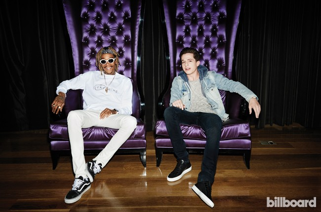 Wiz Khalifa and Charlie Puth, 2015