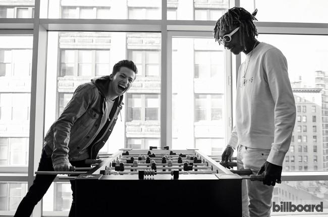 Wiz Khalifa and Charlie Puth, 2015
