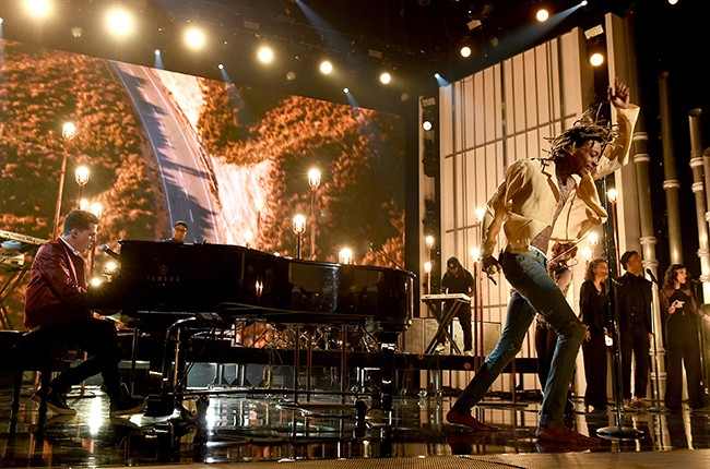Charlie Puth and Wiz Khalifa