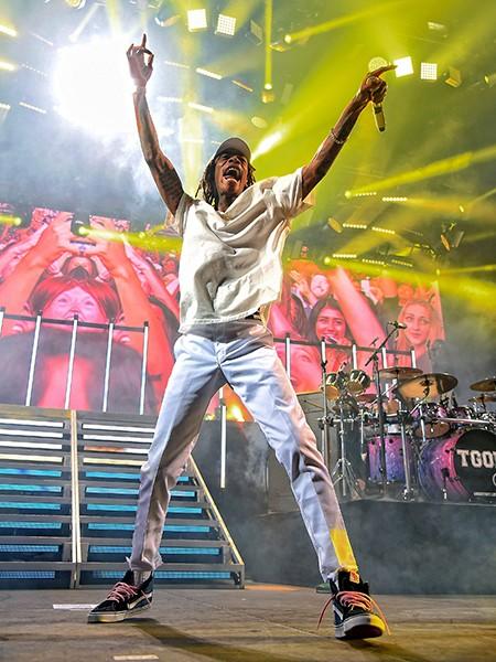 Wiz Khalifa 2015