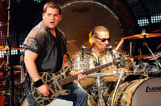 Wolfgang Van Halen Joins Tremonti Says Van Halen Working On New Music Billboard