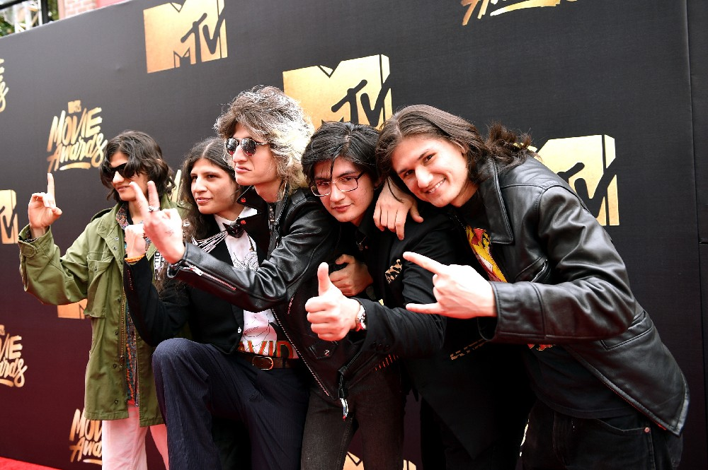 Wolfpack' Angulo Brothers  2016 mtv movie awards