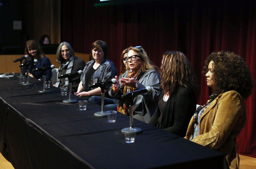 Tracy McKnight, Miriam cutler, Heather McIntosh, Amie Doherty, Laura Karpman, Starr Parodi, Kathryn Bostic