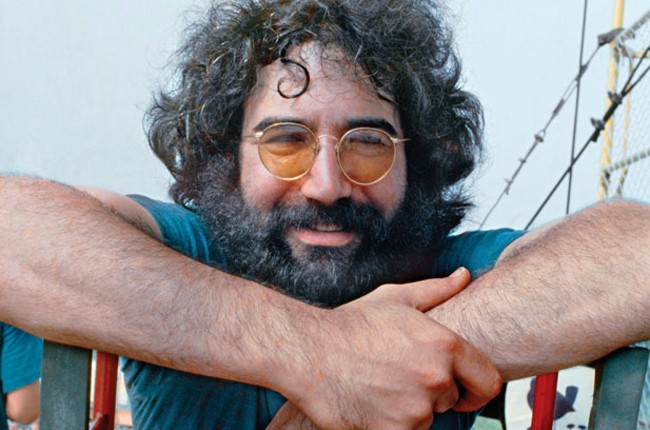 Jerry Garcia, Woodstock 1969