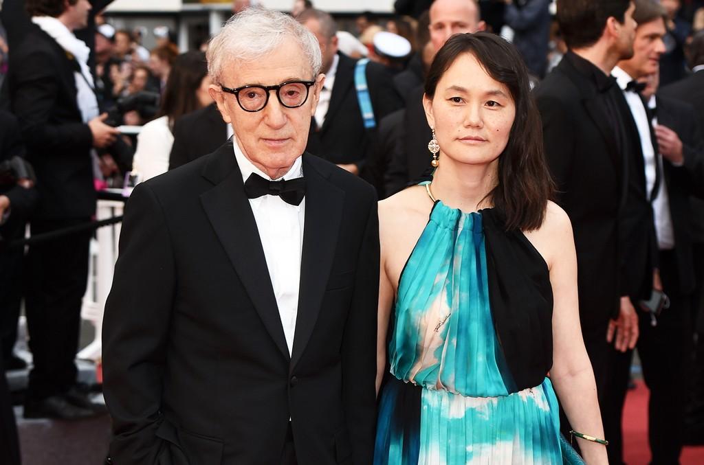 Woody Allen Soon Yi