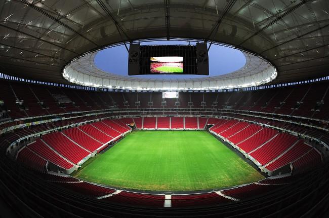 2014 World Cup Brazil Stadium