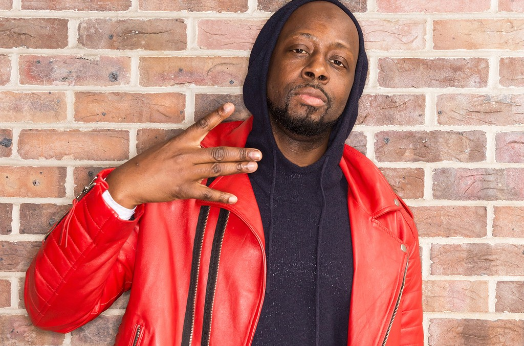 Wyclef Jean visits FOX 29 Studio to promote His new EP, titled J'Ouvert on March 7, 2017 in Philadelphia.