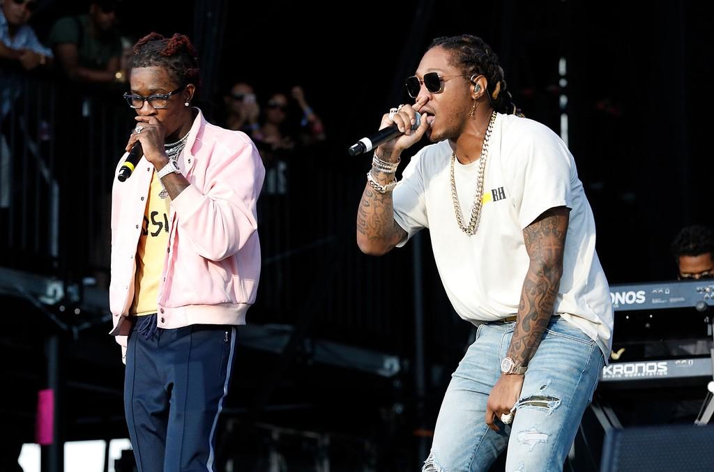 Young Thug and Future