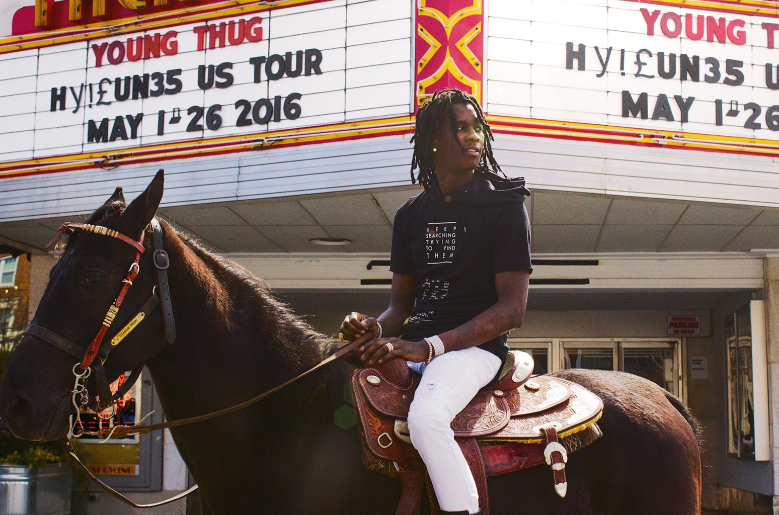 Young Thug photographed in 2016