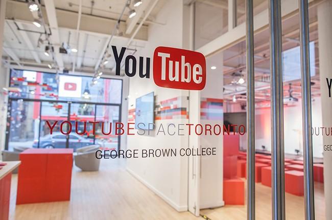 youtube toronto 2016