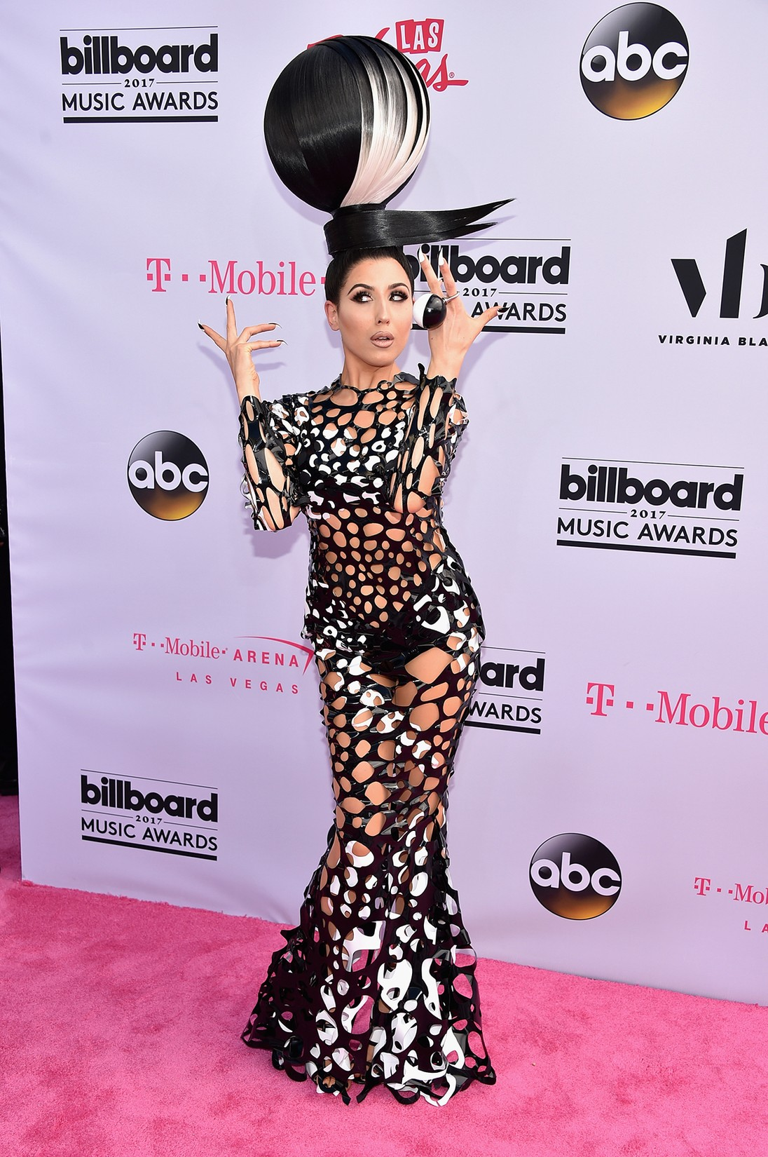 Z LaLa attends the 2017 Billboard Music Awards at T-Mobile Arena on May 21, 2017 in Las Vegas.