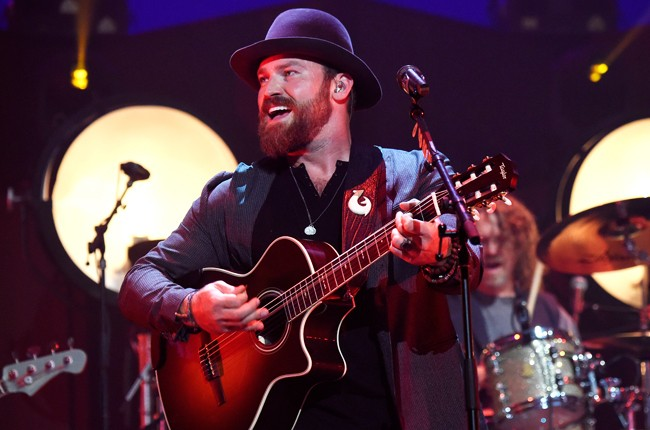 Zac Brown Band at iHeartRadio 2014
