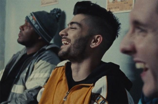 "Zayn's ""BeFoUr"" video"