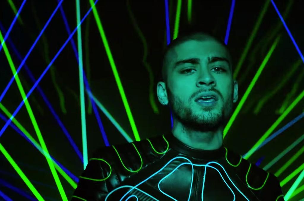 """Zayn, """"Like I Would"""" music video (2016)"""
